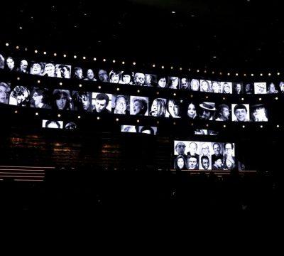 Homenaje a los fallecidos Oscar 2020