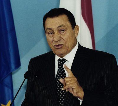 Hosni Mubarak 3