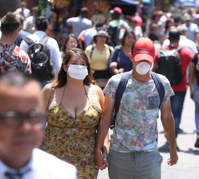Coronavirus: Prevención aumenta compra de mascarillas sanitarias