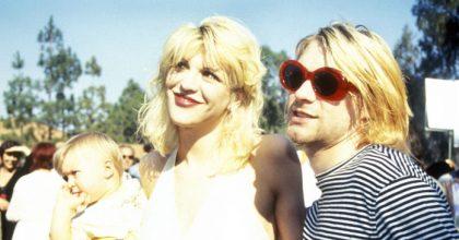 Courtney Love recuerda el día en que se casó con Kurt Cobain