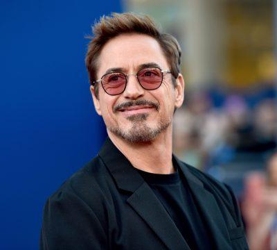 Marvel- Robert Downey Jr. Iron Man