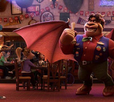 Onward- primer personaje lesbiano de pixar