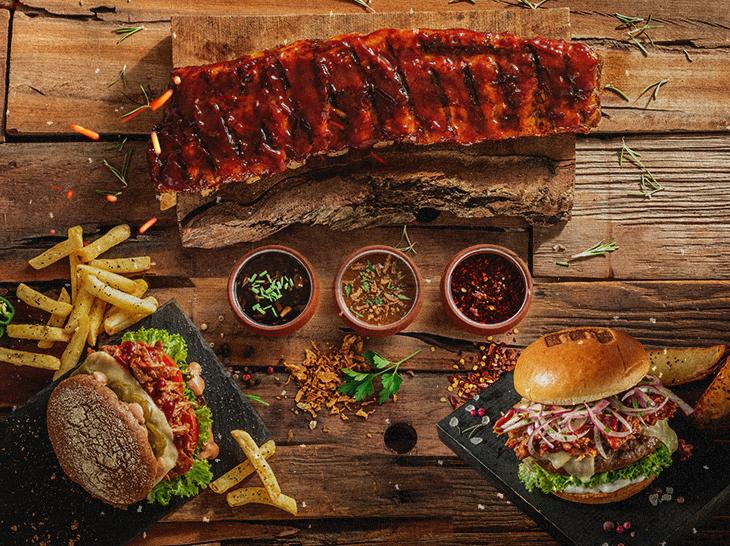 restaurant costillas ribs