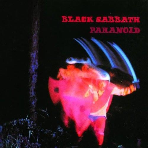 black sabbath paranoid 50 NOA