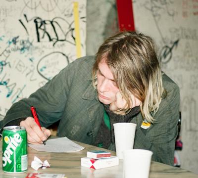Kurt Cobain y la lista de sus 50 discos favoritos de todos los tiempos