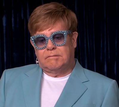 Elton John decide retirarse del escenario entre lágrimas (VIDEO)