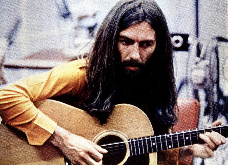 George Harrison: 16 frases que reflejan el espíritu del músico en ...