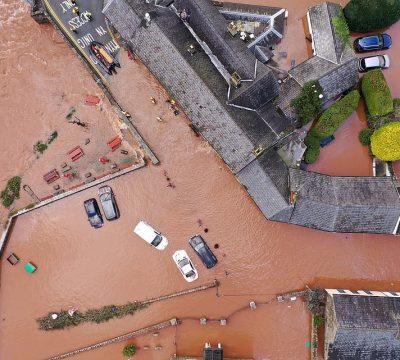 inglaterra inundaciones febrero 2020