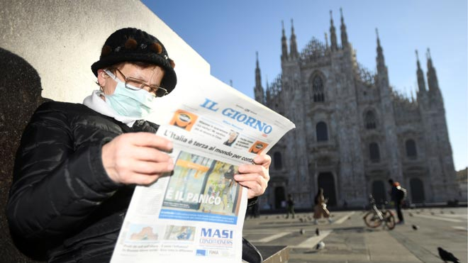 Alerta por contagios y muertes en Italia y en Irán — Coronavirus