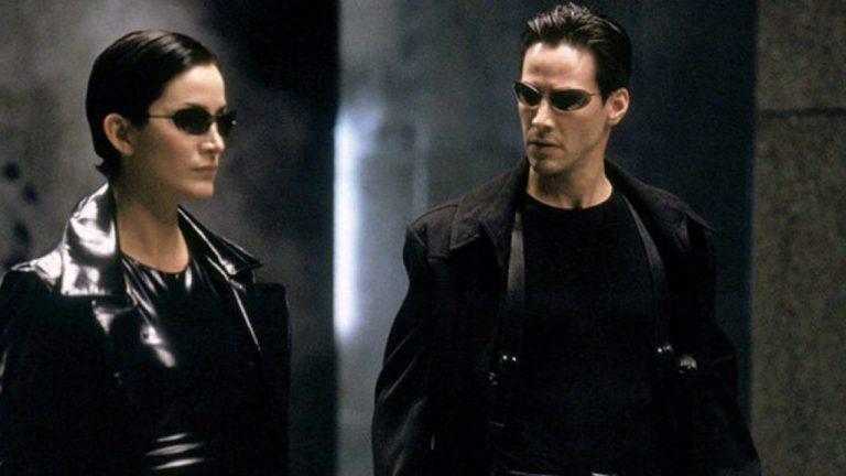 Matrix 4: Se filtran las grabaciones de una escena de la película