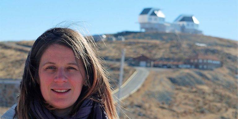 paula jofre mujer cientifica chilena