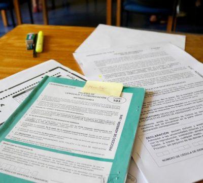 PSU 2019 presenta bajos puntajes y se podrá pedir verificación de resultados