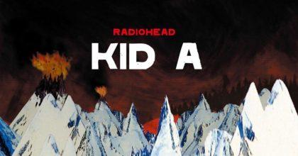 Radiohead lanza nueva versión de canción perteneciente a su disco Kid A