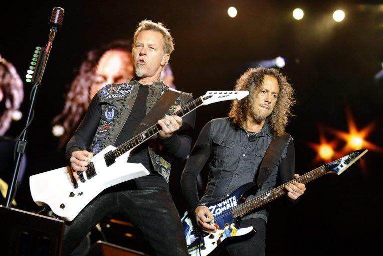 Metallica trasmitirá conciertos todos los lunes por sus redes sociales