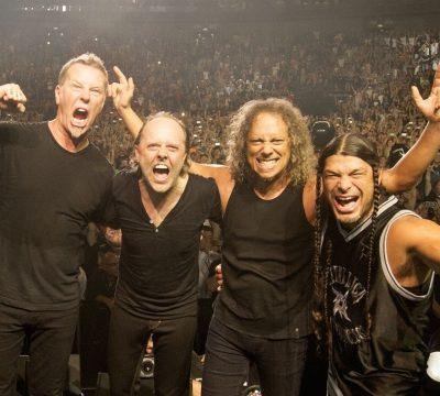 Metallica suspende gira por Sudamérica debido a crisis sanitaria