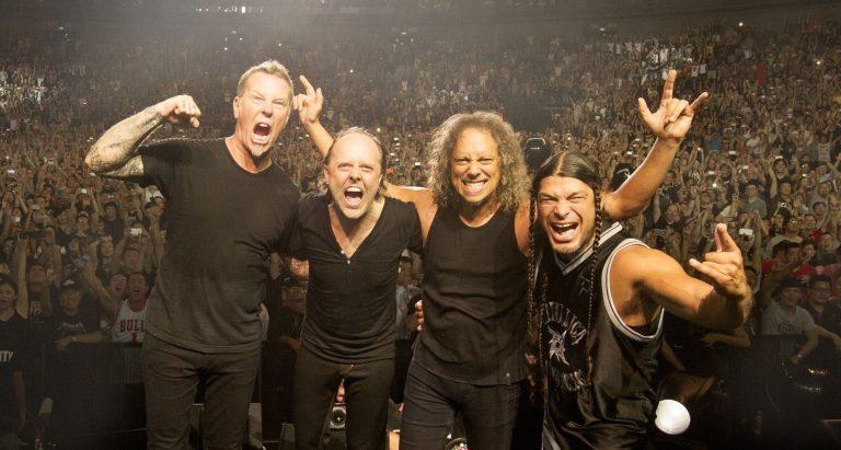 Metallica pospone su show en Argentina para diciembre