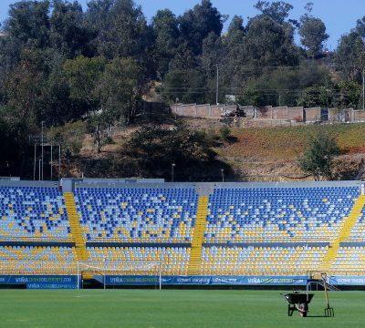 Sin público se jugará el fútbol chileno hasta el 19 de abril