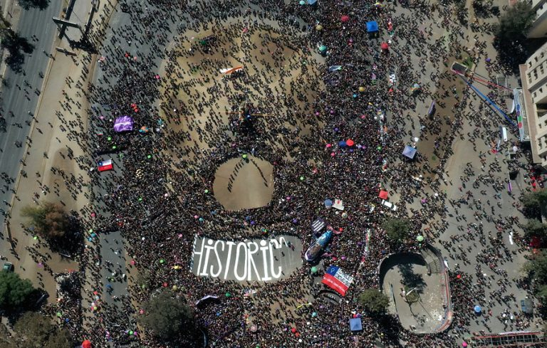 8M: Más de 2 millones de asistentes tuvo marcha por el Día de la Mujer