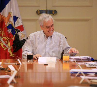 Presidente Piñera envia veto para eliminar intereses y multas respecto a permisos de circulación