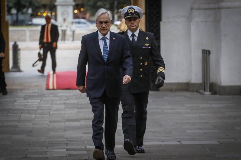 Presidente Piñera promulgó la Ley de Teletrabajo desde oficina