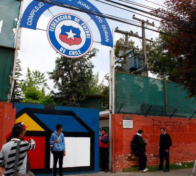 ANFP puso a disposición de las autoridades el complejo Juan Pinto Durán