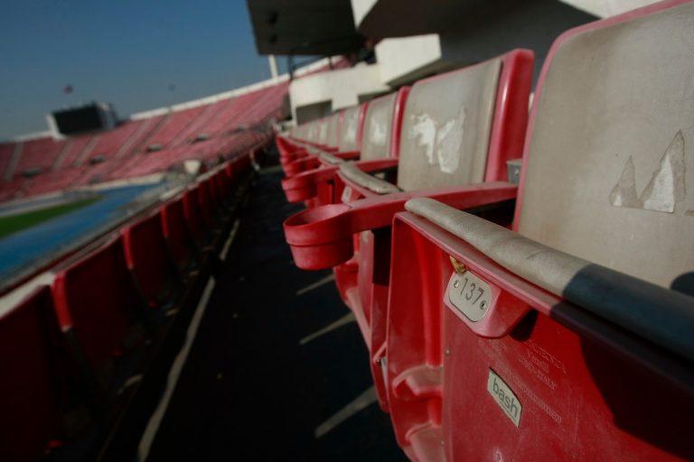 Coronavirus en Chile: ANFP suspende todo el fútbol profesional