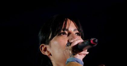Ana Tijoux y su potente discurso feminista en los Spotify Awards
