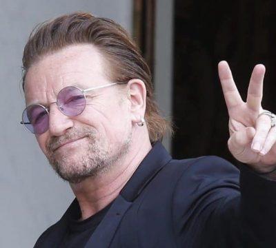 Bono de U2 lanza canción en honor a los afectados por el Coronavirus