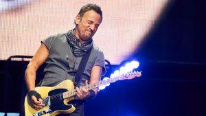 Bruce Springsteen liberó el famoso concierto de Hyde Park Concert