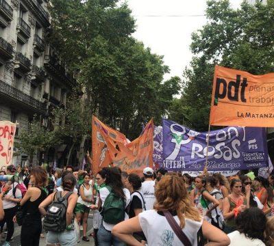 Día de la mujer Argentina