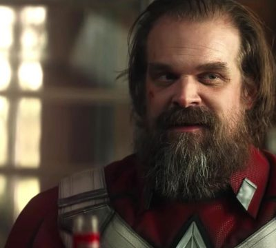 "David Harbour le pidió a Marvel que estrene ""Black Widow"" online"