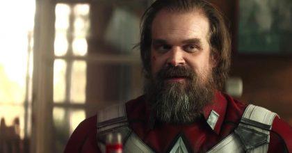 """David Harbour le pidió a Marvel que estrene """"Black Widow"""" online"""