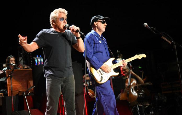 The Who decide posponer su gira europea debido al coronavirus