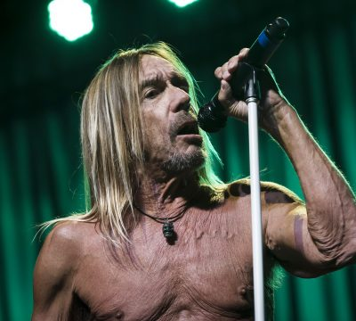 Iggy Pop le hace tributo a Lou Reed