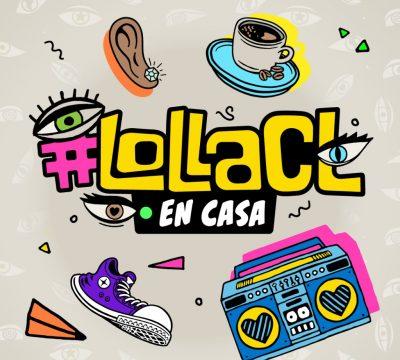 Festival ofrecerá más de 20 shows vía streaming — Lolla en casa
