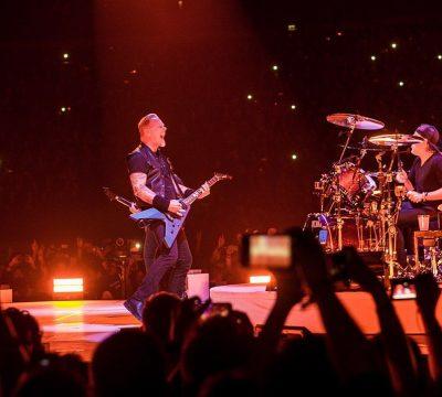 Metallica tiene suscripción de Vinilos