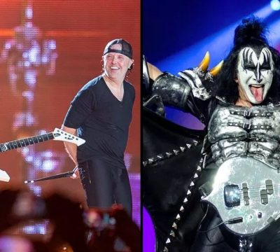 Coronavirus no evitaría realización de shows de Metallica y Kiss