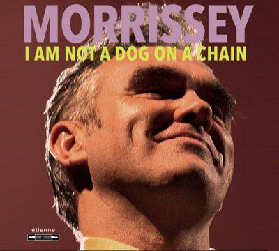 "Morrissey regresa con nuevo álbum titulado ""I am not a Dog on a Chain"""
