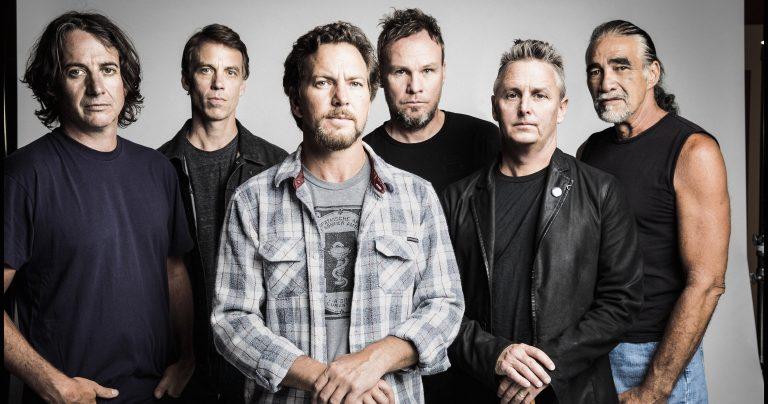 Pearl Jam publica Gigaton, su primer álbum en siete años