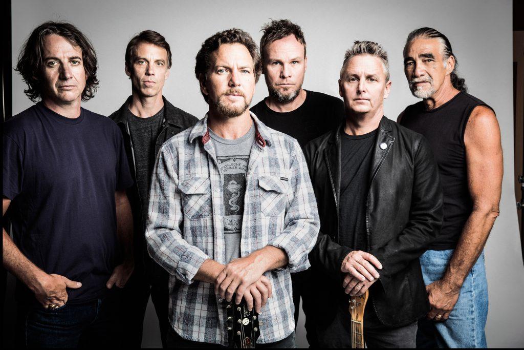 Pearl Jam decide cancelar parte de su gira por USA debido al coronavirus