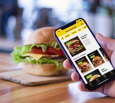 app delivery comida cuarentena