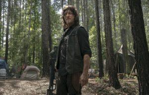 """The Walking Dead: Actor dice que """"quemará todo"""" si su personaje muere"""