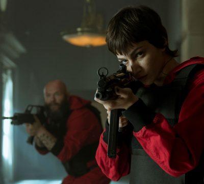 Netflix: La Casa de Papel y Forest Gump son parte de los estrenos de abril