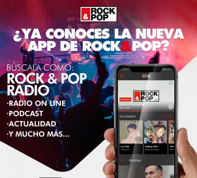 app rock and pop radio 2020