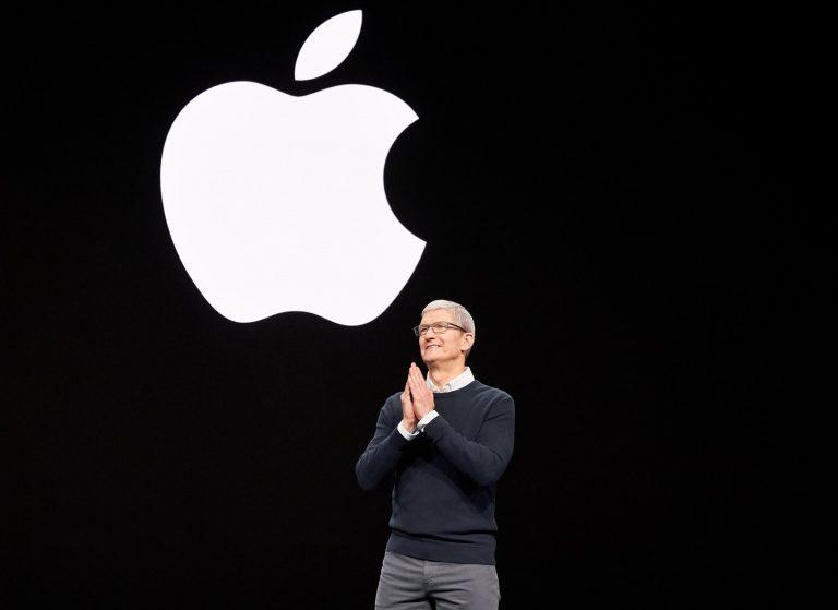 Apple producirá un millón de mascarillas semanales para personal sanitario