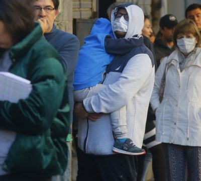 Covid-19 en Chile: 301 casos nuevos y 5.116 contagiados en total