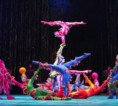Cirque du Soleil lanza plataforma digital con contenido gratis