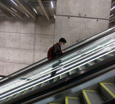 ¿Qué pasa si no uso mascarillas en el transporte público?