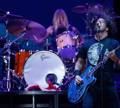 15 cosas que probablemente no sabes de Foo Fighters