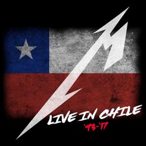 playlist metallica conciertos chile